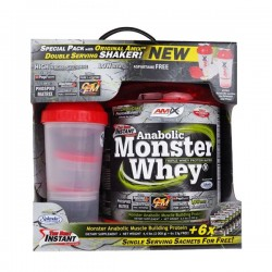 Anabolic Monster Whey 2200g...
