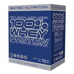 100% Whey Protein 60x30g –...