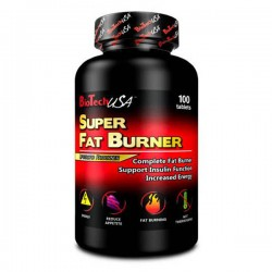 Super Fat Burner 120 tbl –...