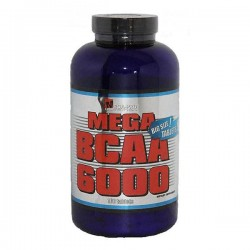 Mega BCAA 6000 / 160 tbl –...