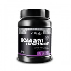 BCAA 2:1:1 + Nitric Oxide...