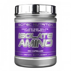 Isolate Amino 250 tbl –...