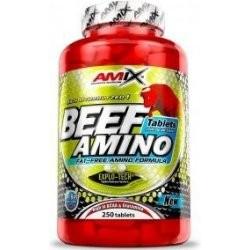 Beef Amino 250 tbl – Amix