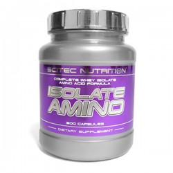 Isolate Amino 500 tbl –...