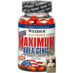 Maximum Krea-Genic 120 kaps...