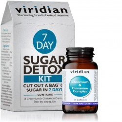 7 Day Sugar Detox 14 kaps....